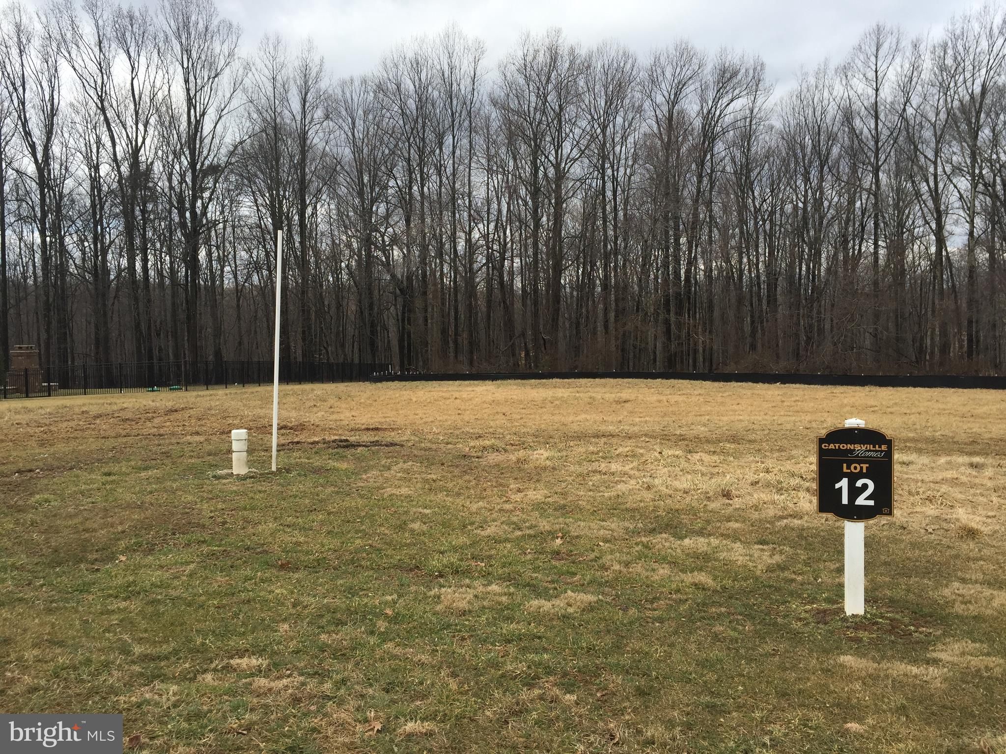 Photo for Lot 12 Deer Meadow COURT, Reisterstown, MD 21136 (MLS # MDBC432106)