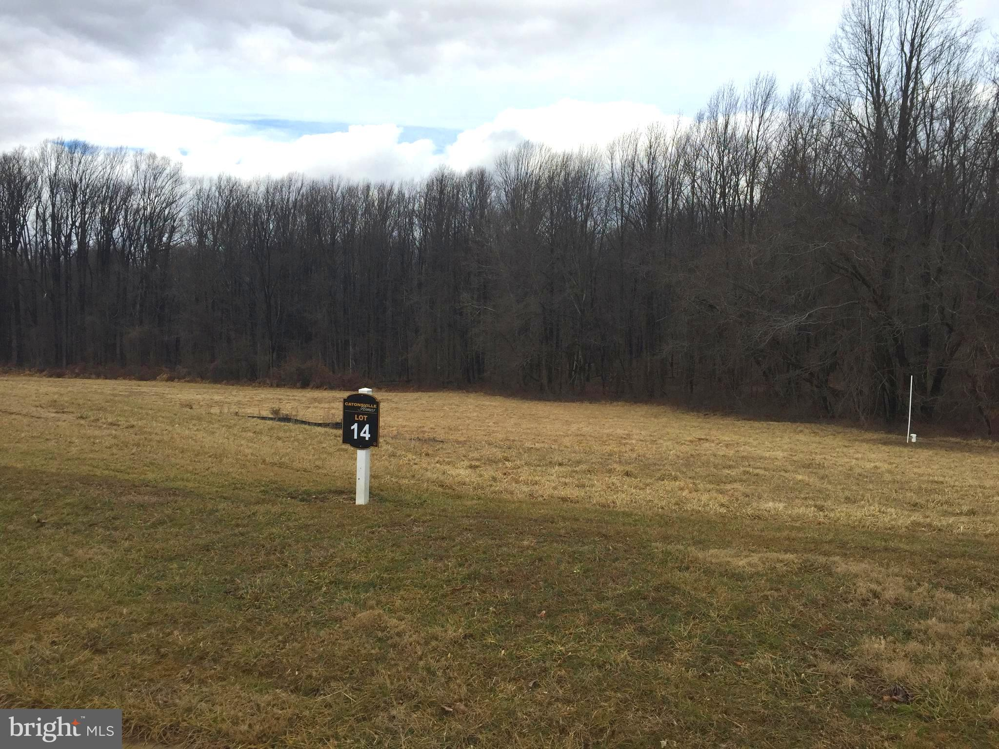 Photo for Lot 14 Deer Meadow COURT, Reisterstown, MD 21136 (MLS # MDBC432708)