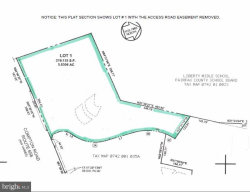 Photo of Lot 35A1 Compton ROAD, Clifton, VA 20124 (MLS # VAFX1123196)