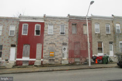 Photo of 2545 Hollins STREET, Baltimore, MD 21223 (MLS # 1000041459)