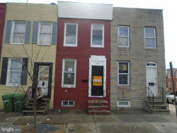 Photo of 1555 Cole STREET, Baltimore, MD 21223 (MLS # 1000177578)