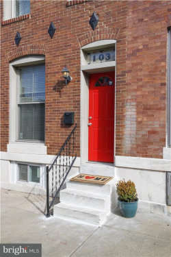 Photo of 103 Curley STREET S, Baltimore, MD 21224 (MLS # 1000192342)
