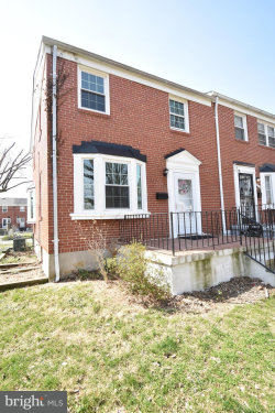 Photo of 1237 Walker AVENUE, Baltimore, MD 21239 (MLS # 1000195734)