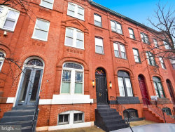 Photo of 1805 Madison AVENUE, Baltimore, MD 21217 (MLS # 1000233694)