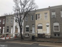 Photo of 2635 Monument STREET, Baltimore, MD 21205 (MLS # 1000286300)