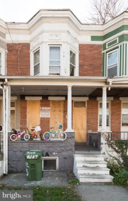Photo of 4044 Park Heights AVENUE, Baltimore, MD 21215 (MLS # 1004129407)