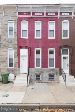 Photo of 2010 Division STREET, Baltimore, MD 21217 (MLS # 1004159439)