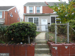 Photo of 112 Forrester STREET SW, Washington, DC 20032 (MLS # 1004170447)