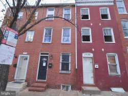 Photo of 1232 Lombard STREET W, Baltimore, MD 21223 (MLS # 1004212433)