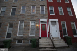 Photo of 1727 Lombard STREET W, Baltimore, MD 21223 (MLS # 1004225473)