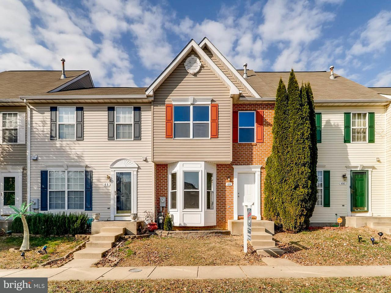 Photo for 46 Bensmill COURT, Reisterstown, MD 21136 (MLS # 1004232501)