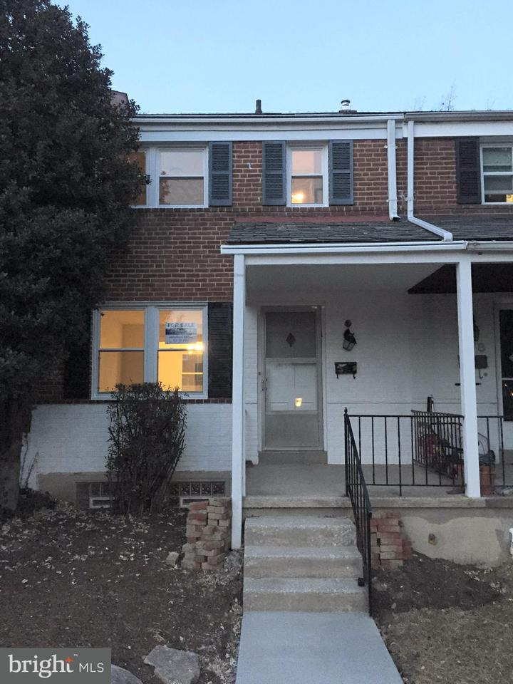 Photo for 216 Linden AVENUE, Towson, MD 21286 (MLS # 1004288461)