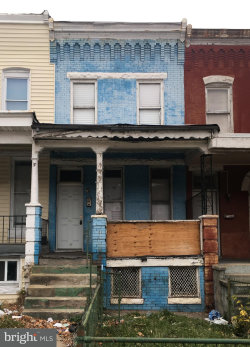 Photo of 2810 North AVENUE, Baltimore, MD 21216 (MLS # 1004328385)