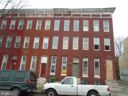 Photo of 627 Pitcher STREET, Baltimore, MD 21217 (MLS # 1004930931)