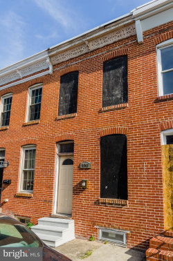 Photo of 1243 Sargeant STREET, Baltimore, MD 21223 (MLS # 1004932041)