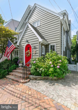 Photo of 217 King George STREET, Annapolis, MD 21401 (MLS # MDAA440418)