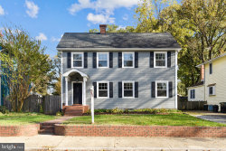 Photo of 107 Mckendree AVENUE, Annapolis, MD 21401 (MLS # MDAA450260)