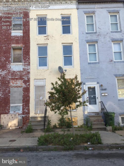 Photo of 305 S Payson STREET, Baltimore, MD 21223 (MLS # MDBA278342)