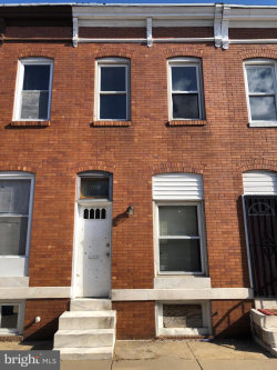 Photo of 805 N Streeper STREET, Baltimore, MD 21205 (MLS # MDBA436618)