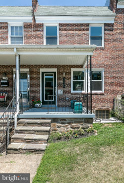 Photo of 1326 W 37th STREET, Baltimore, MD 21211 (MLS # MDBA474670)