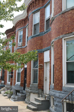 Photo of 906 N Monroe STREET, Baltimore, MD 21217 (MLS # MDBA480802)
