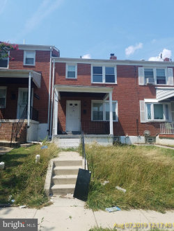 Photo of 1506 Kenhill AVENUE, Baltimore, MD 21213 (MLS # MDBA480820)