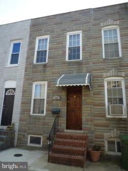 Photo of 121 Bloomsberry STREET, Baltimore, MD 21230 (MLS # MDBA480822)