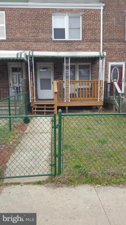 Photo of 3618 Saint Margaret STREET, Baltimore, MD 21225 (MLS # MDBA501598)