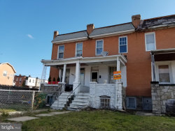 Photo of 4507 Park Heights AVENUE, Baltimore, MD 21215 (MLS # MDBA505910)
