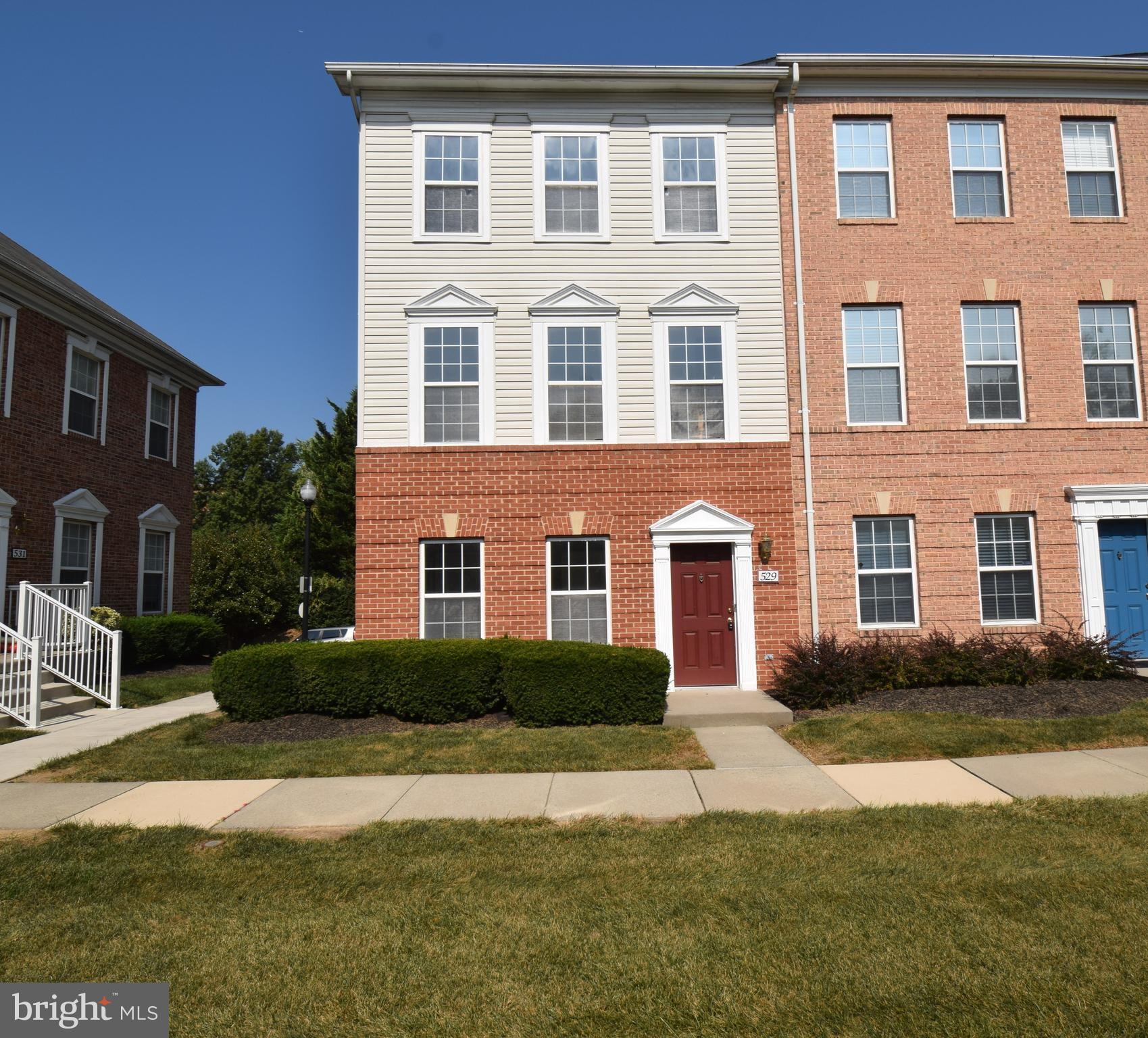 Photo for 529 Ensemble COURT, Cockeysville, MD 21030 (MLS # MDBC474582)