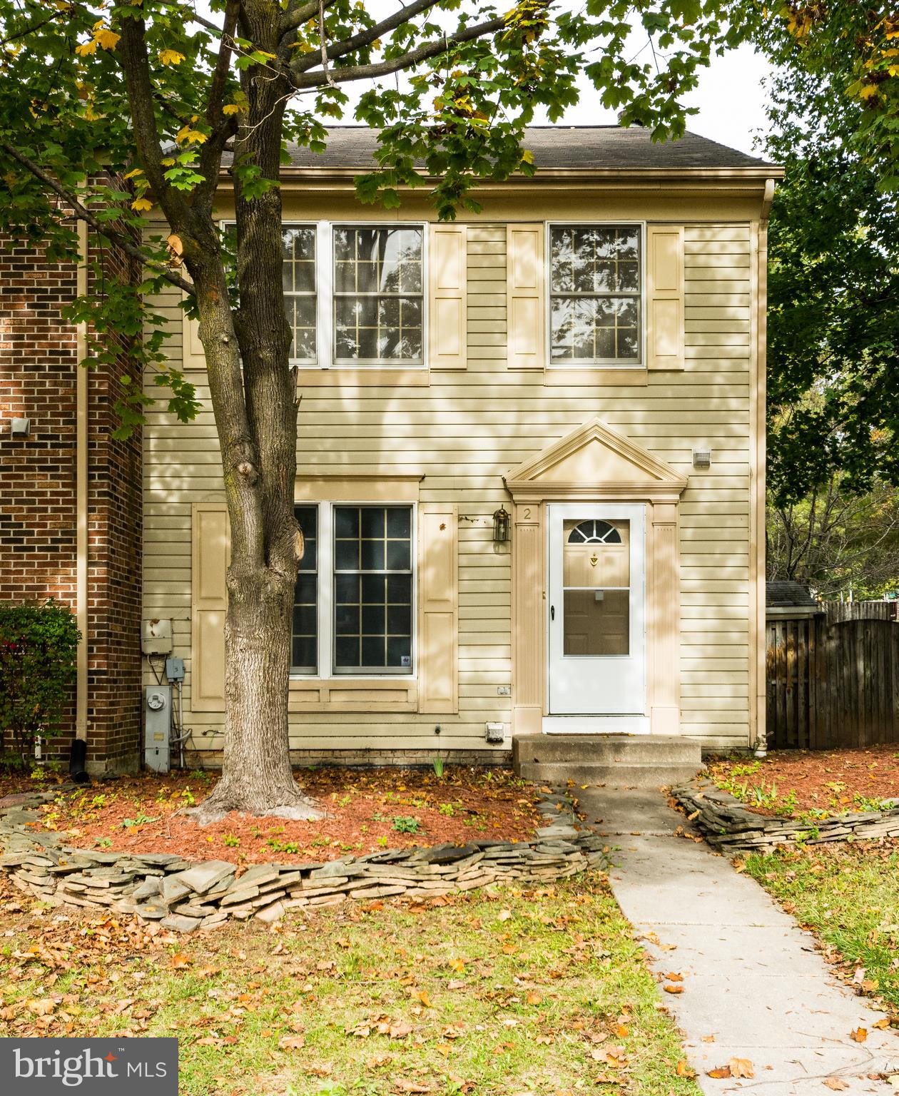 Photo for 2 Merino COURT, Owings Mills, MD 21117 (MLS # MDBC476740)