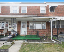 Photo of 816 Jeannette AVENUE, Baltimore, MD 21222 (MLS # MDBC485630)
