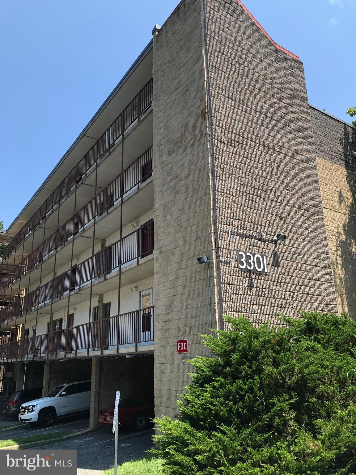 Photo for 3301 Hewitt AVENUE, Unit 203, Silver Spring, MD 20906 (MLS # MDMC382312)