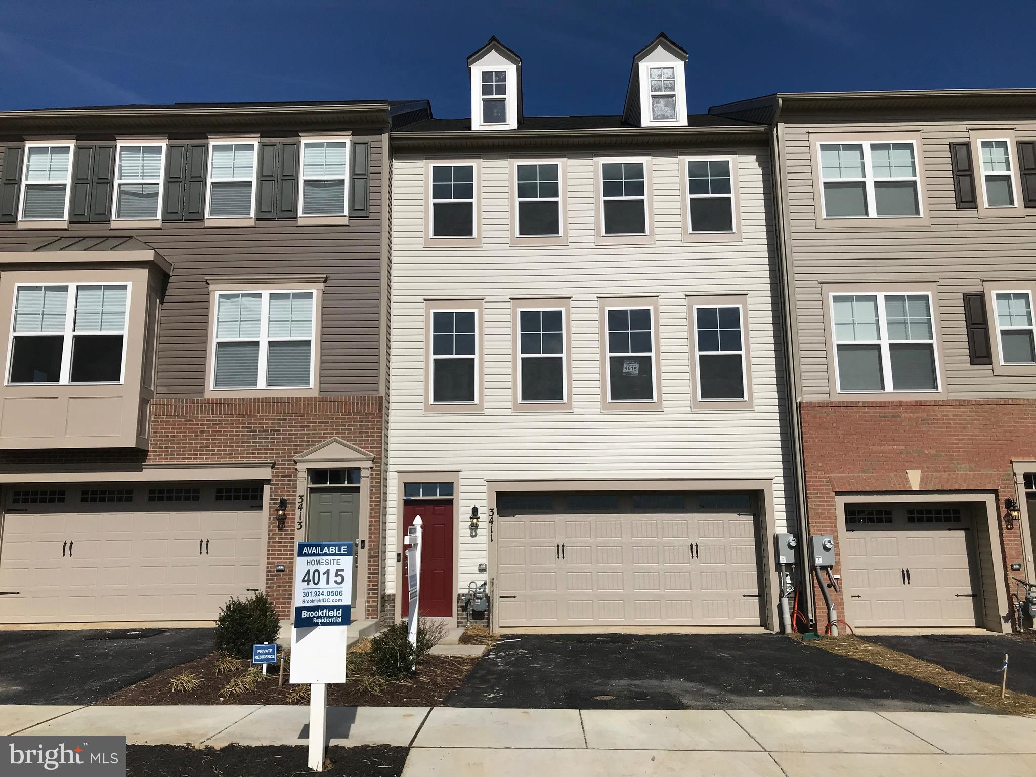 Photo for 3411 Landing WAY, Silver Spring, MD 20906 (MLS # MDMC487170)