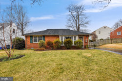 Photo of 10812 Hobson STREET, Kensington, MD 20895 (MLS # MDMC558630)