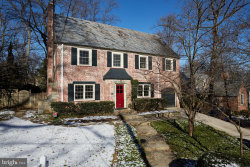 Photo of 3205 Pickwick LANE, Chevy Chase, MD 20815 (MLS # MDMC559114)