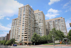 Photo of 5500 Friendship BOULEVARD, Unit 1528N, Chevy Chase, MD 20815 (MLS # MDMC620418)