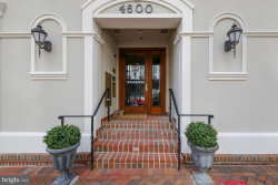 Photo of 4600 Elm STREET, Unit R-4, Chevy Chase, MD 20815 (MLS # MDMC651544)