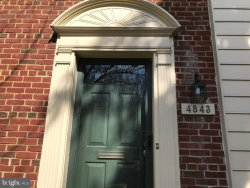 Photo of 4843 Willett PARKWAY, Unit 83, Chevy Chase, MD 20815 (MLS # MDMC651838)