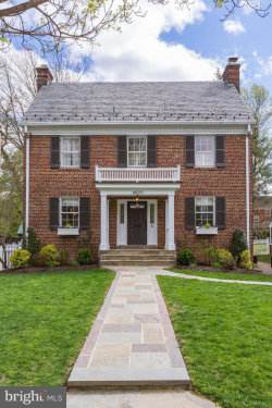 Photo of 4620 Nottingham DRIVE, Chevy Chase, MD 20815 (MLS # MDMC652990)