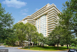 Photo of 5600 Wisconsin AVENUE, Unit 1203, Chevy Chase, MD 20815 (MLS # MDMC664948)