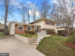 Photo of 14320 Woodcrest DRIVE, Rockville, MD 20853 (MLS # MDMC691810)