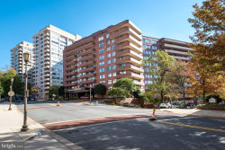 Photo of 4550 N Park AVENUE, Unit 402, Chevy Chase, MD 20815 (MLS # MDMC715626)