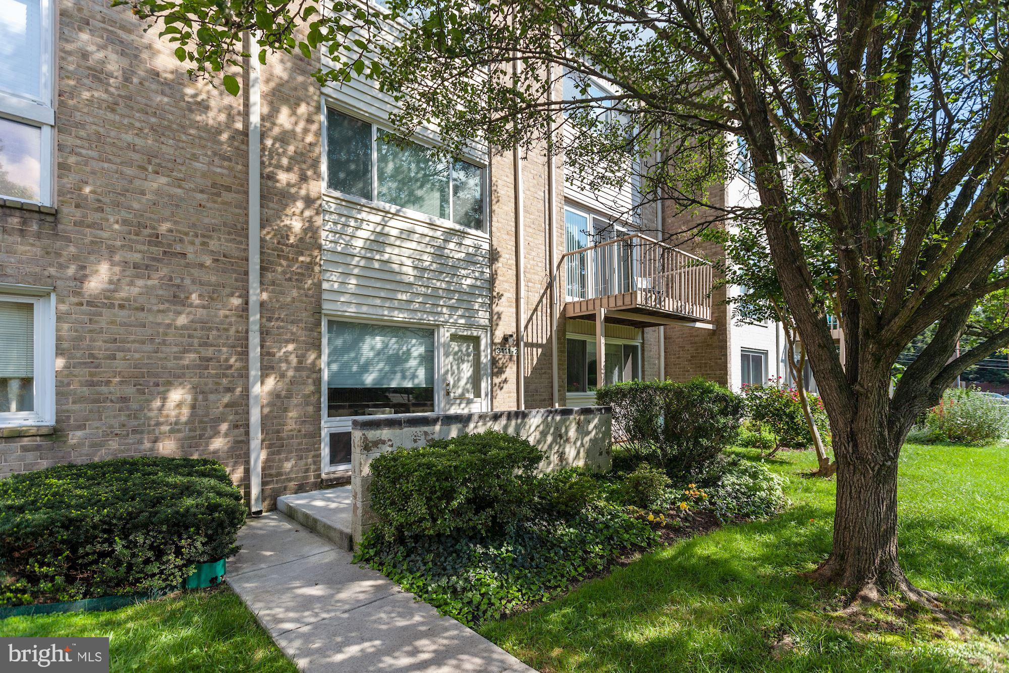 Photo for 3111 University BOULEVARD W, Unit UNIT 2, Kensington, MD 20895 (MLS # MDMC722736)