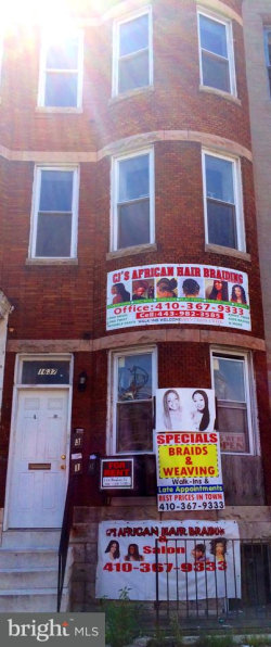 Photo of 1637 North AVENUE, Baltimore, MD 21217 (MLS # 1000281686)