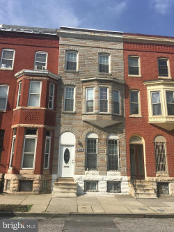 Photo of 1334 Druid Hill AVENUE, Baltimore, MD 21217 (MLS # 1002259816)