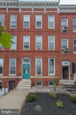 Photo of 2417 Maryland AVENUE, Baltimore, MD 21218 (MLS # 1006155938)