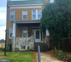 Photo of 4115 W Forest Park AVENUE, Baltimore, MD 21207 (MLS # MDBA126722)