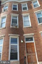 Photo of 244 N Fulton AVENUE, Baltimore, MD 21223 (MLS # MDBA464028)