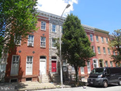 Photo of 1712 W Lombard STREET, Baltimore, MD 21223 (MLS # MDBA480990)